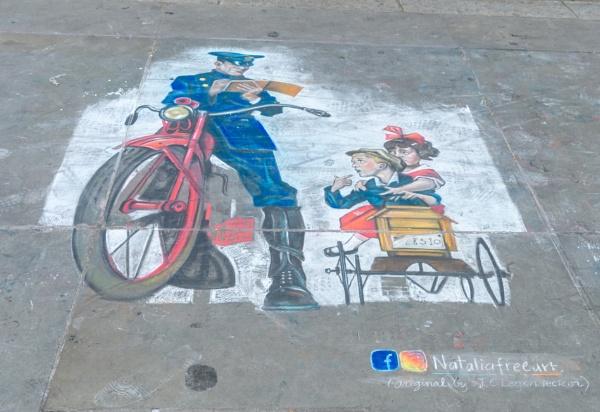 street art by mogobiker