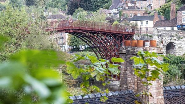 Bridge and Village by peterjay80