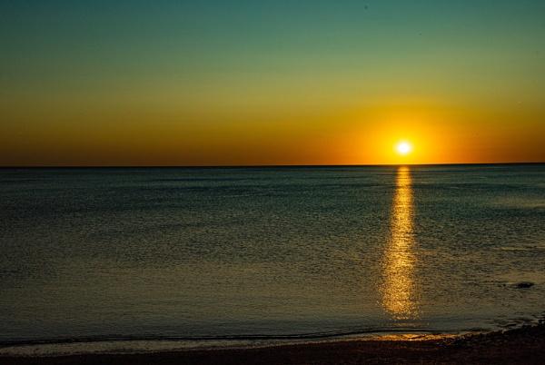 Sunset by allan56