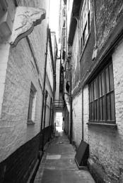 Photo : Alleyway