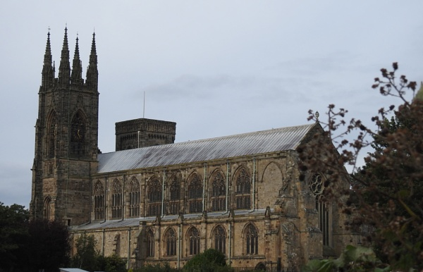 Bridlington Priory by Alan26