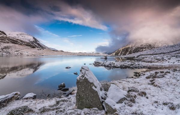 Winter wonderland by Barno123