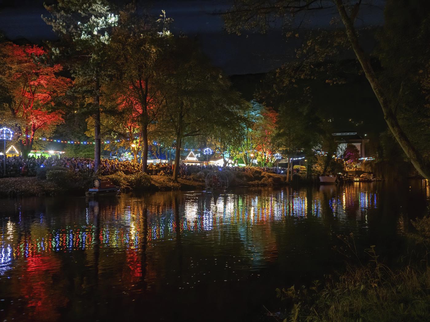 Matlock Bath, riverside festival