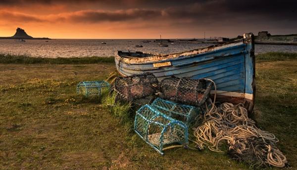 Lindisfarne Dawn by chase