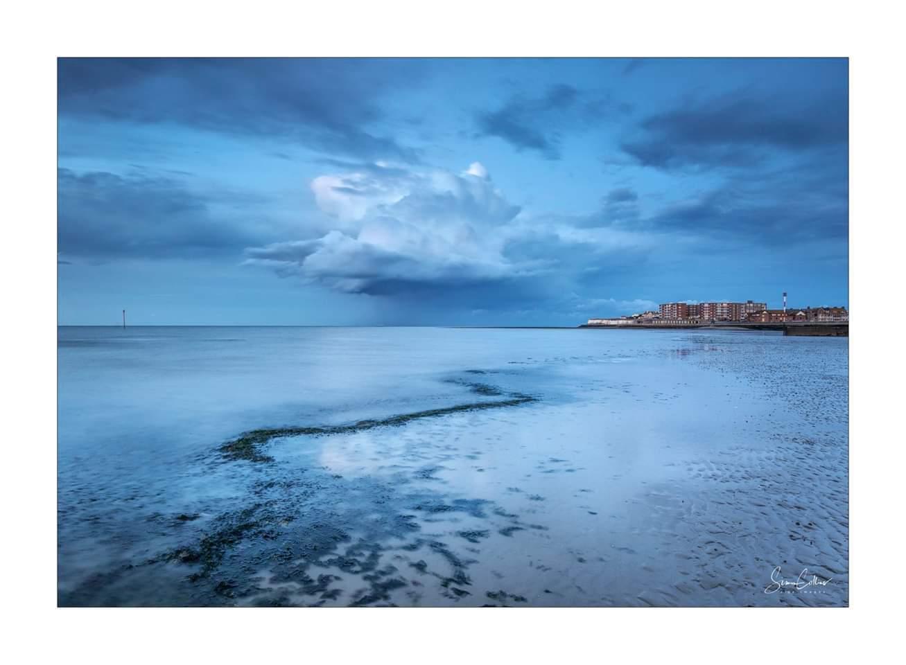 Minnis Bay,Blue Hour.