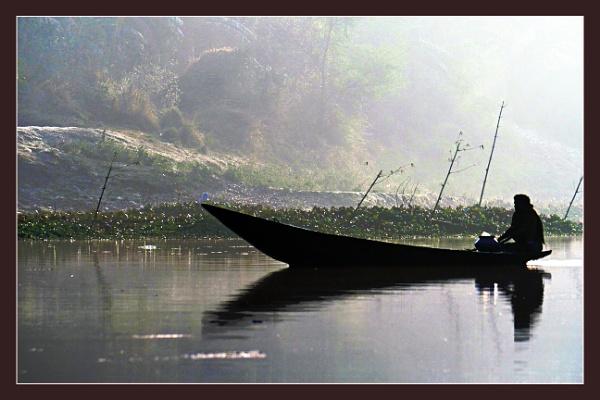 Misty Saturday by prabhusinha