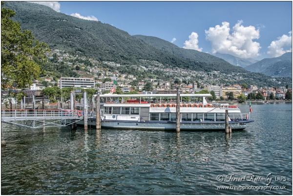 Locarno boats by TrevBatWCC