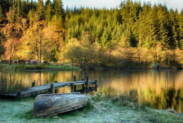 Loch Ard,Scotland. by wulsy