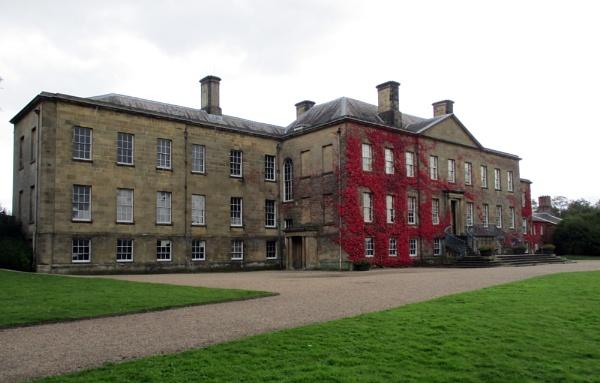 Erddig Hall by Hurstbourne