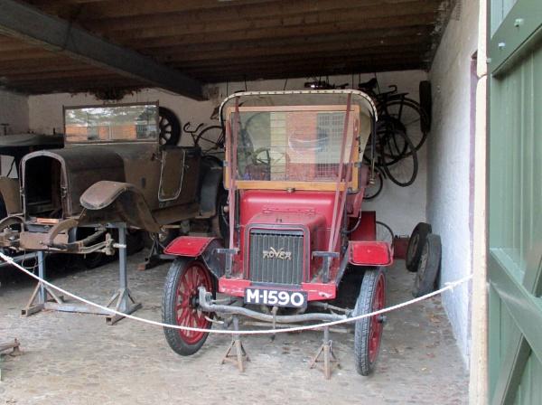Vintage Transport by Hurstbourne
