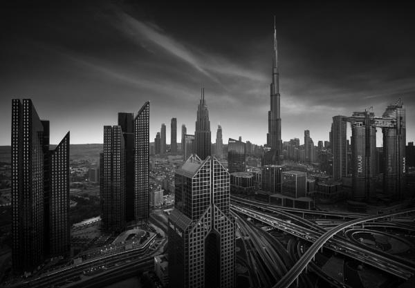 Dubai by billycurriephotography