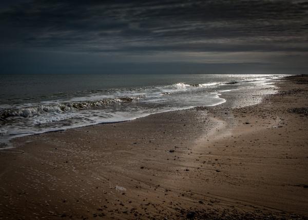 Silver Sea by Stevefz