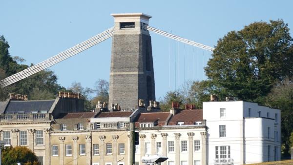 Clifton suspension bridge Bristol by blackgreyhound