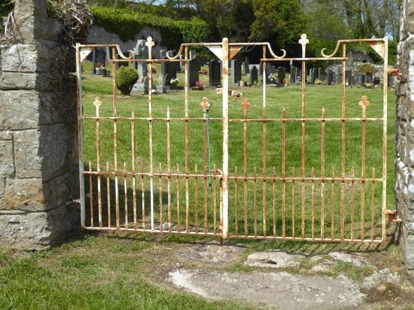6. Gates to Resting Park. by Gypsyman
