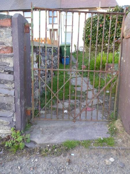 7. Rusty Gate to a Empty Holiday Let. by Gypsyman