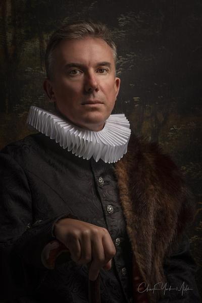 Dutch portrait by charlesym