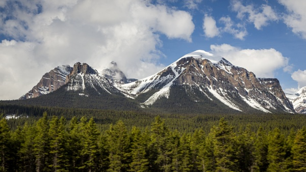 Banff - Passing Landscapes by Yogendra