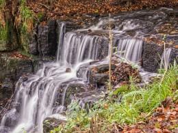 Cleddon Falls