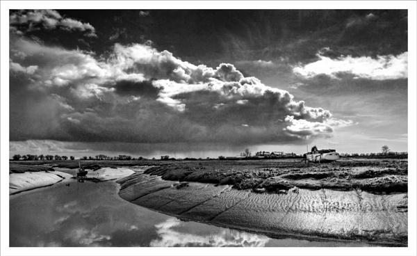 Cloud Banks; Mud Banks by Toobi_Won