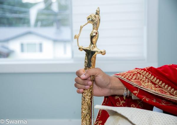 The Sword... by Swarnadip
