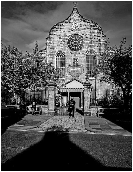 Canongate Church, Edinburgh by mac
