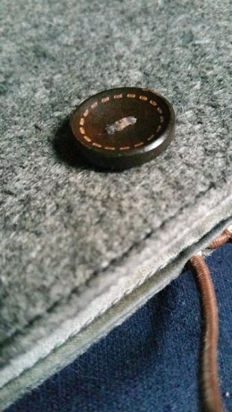 Unbuttoned button by pablophotographer