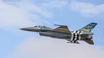 General Dynamics F-16AM/BM Fighting Falcon at RIAT 2019 Airshow
