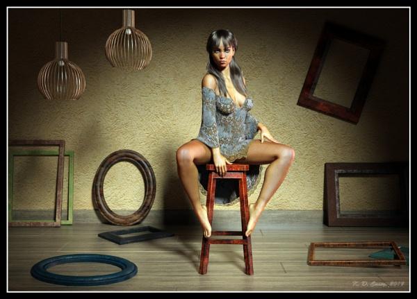 Spare frames. by KDC