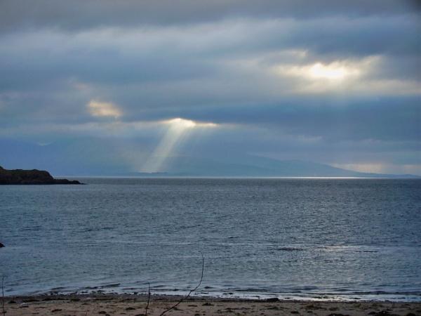 Oban Bay by silverscot