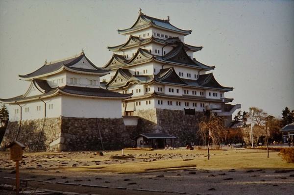 Castle Nagoya Japan by silverscot