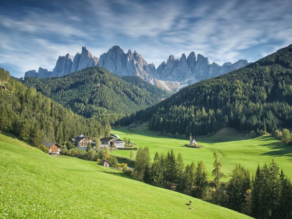St. Johann in Ranui by hrsimages