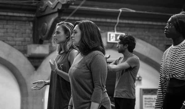 """Working - A Musical\"" - rehearsal shot 7 by nellacphoto"