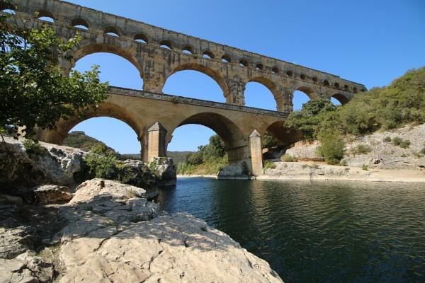 Pont du Gard by olmeister6