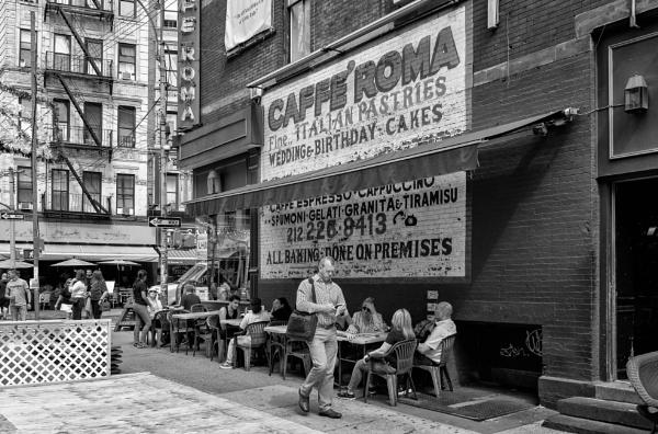 Caffe Roma by NevJB