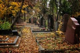 cemetery #1