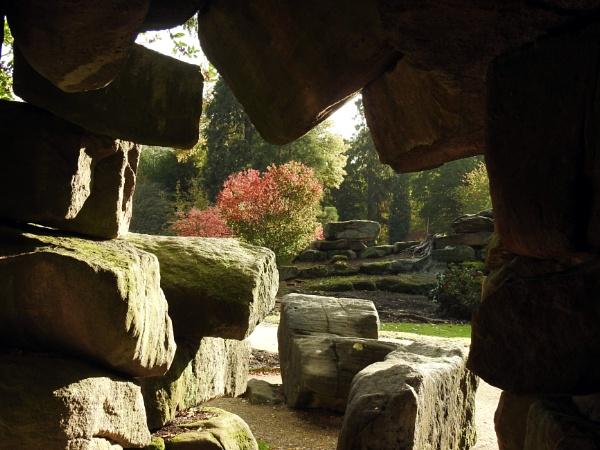 Chatsworth gardens by Alan26