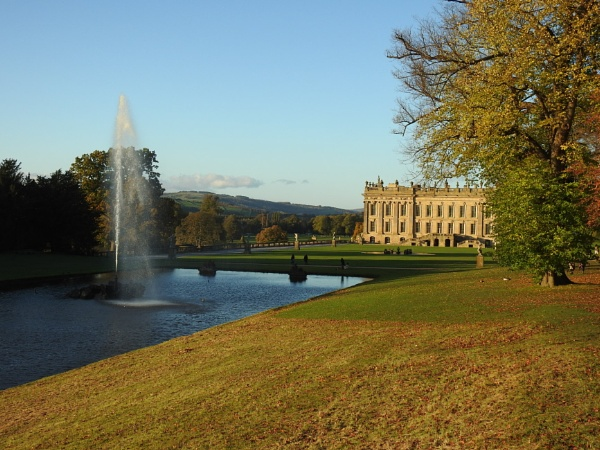 Autumn at Chatsworth by Alan26