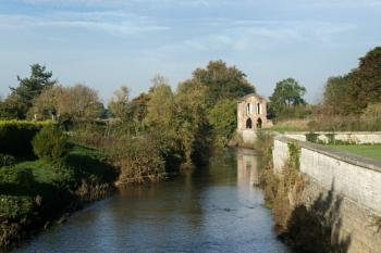 River Yeo at Ilchester