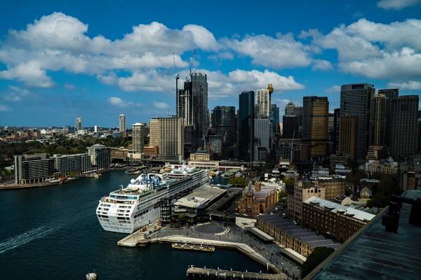 Circular Quay, Sydney, NSW by terra
