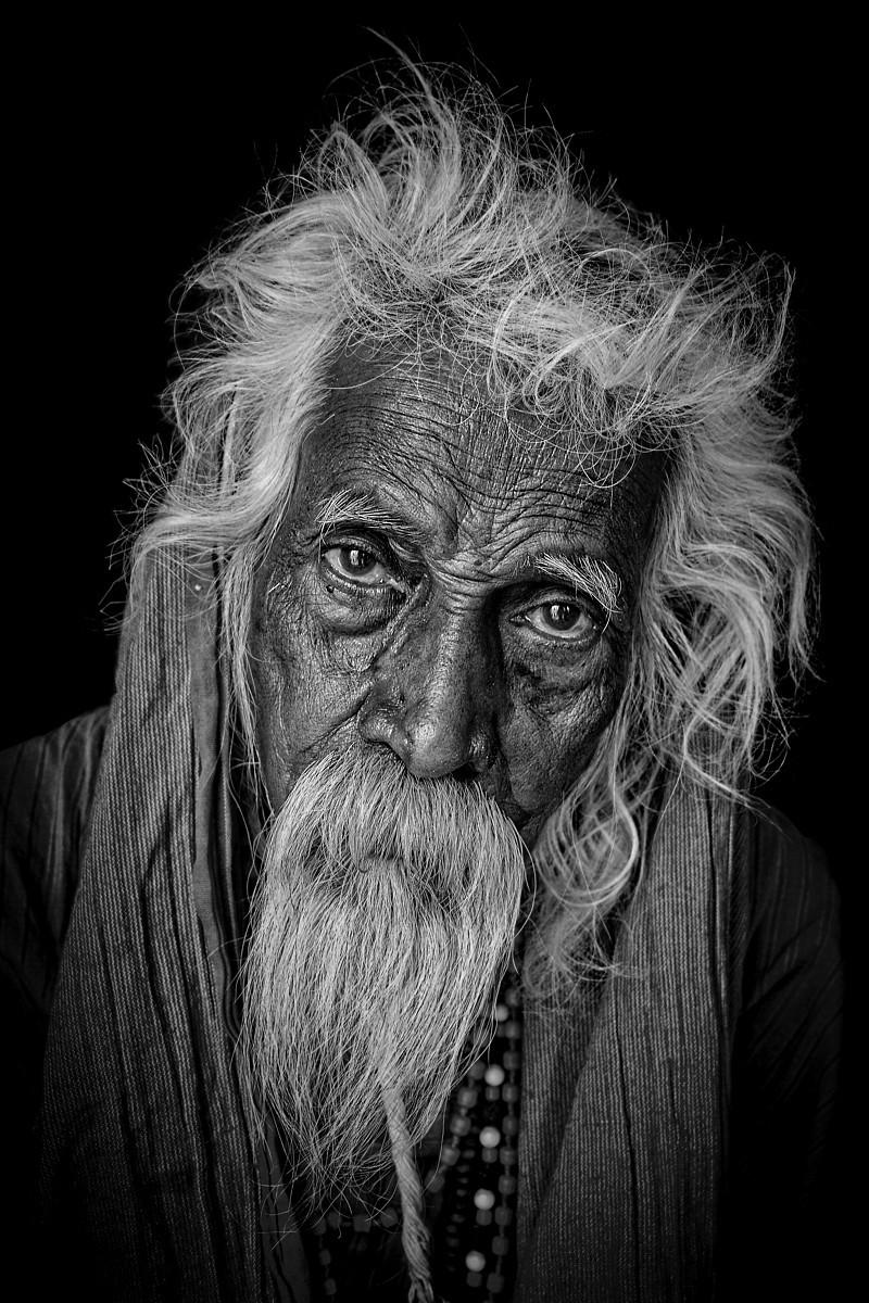 Nonagenarian of Pushkar