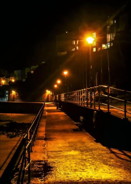 Tenby At Night by Robert51