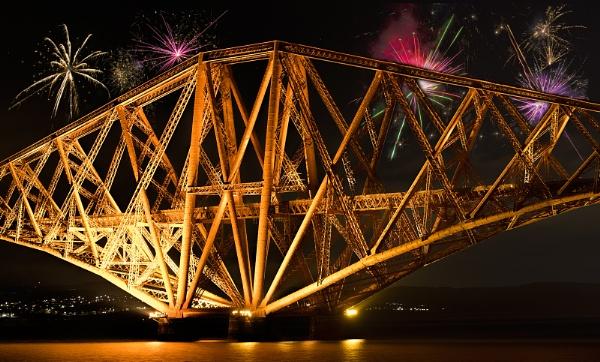 Rail Bridge Spectacular by ww2spitfire