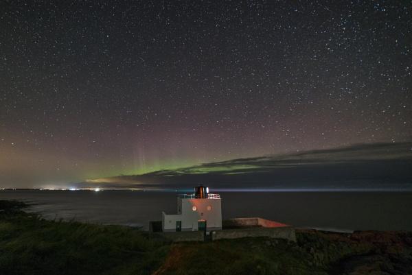 Black Rocks Lighthouse - Bamburgh by pughs