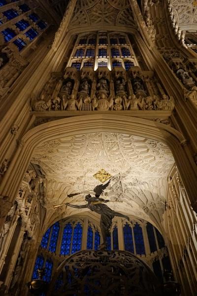 Ludovic Frances & Esme Stuart Tomb     Westminster Abbey by StevenBest