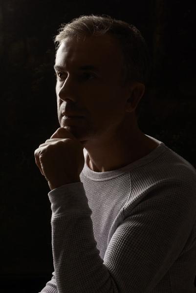 Self portrait by charlesym