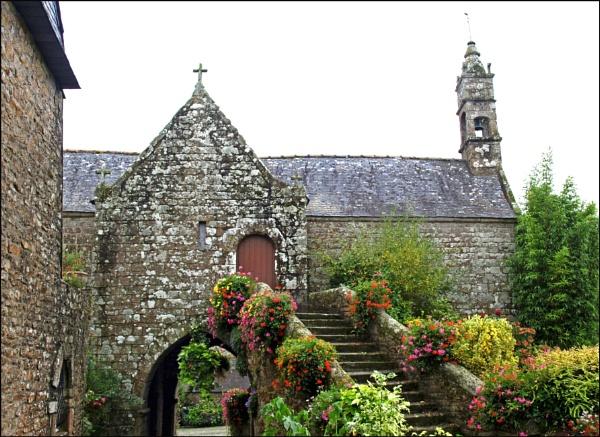 French church by JuBarney