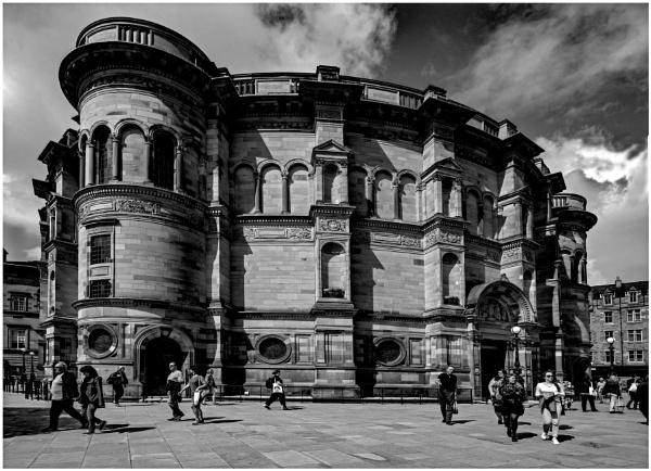 McEwan Hall Edinbrgh by mac