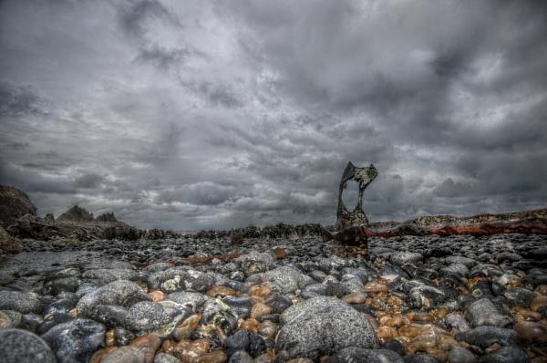 low tide by carper123