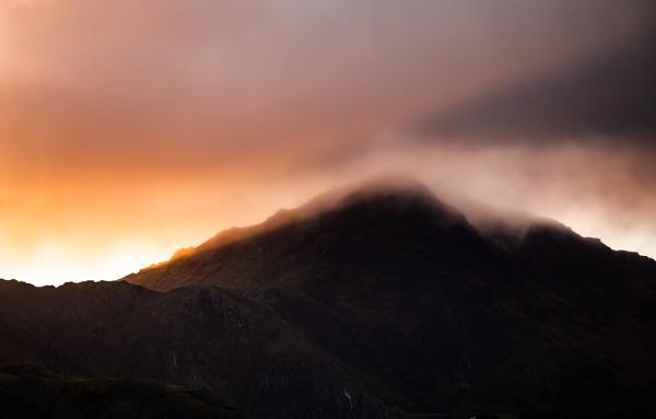 A blaze of glory by PMWilliams