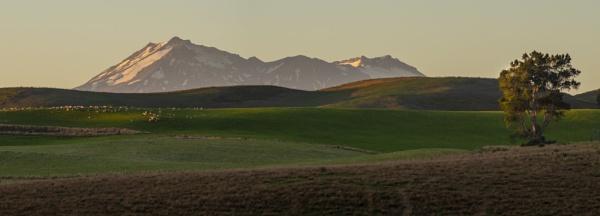 Mountain by Alain